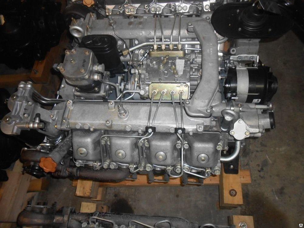 Двигатель КамАЗ 740.11-240 (Евро-1)
