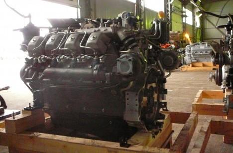 Двигатель КамАЗ 740.31-240 (Евро-2)
