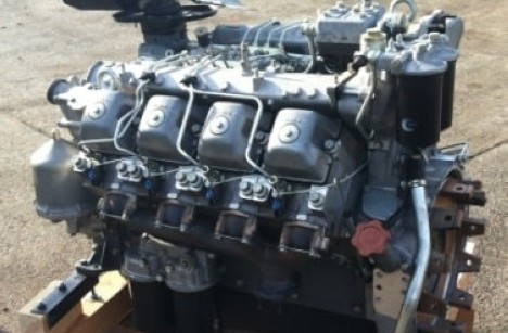 Двигатель КамАЗ 7403.10-260 (Турбо)